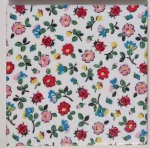Ceramic Wall Tiles Made With Cath Kidston Ladybird Ditsy